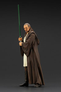 Photo du produit STAR WARS EPISODE I STATUETTE PVC ARTFX+ 1/10 QUI-GON JINN 19 CM Photo 2