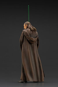 Photo du produit STAR WARS EPISODE I STATUETTE PVC ARTFX+ 1/10 QUI-GON JINN 19 CM Photo 3