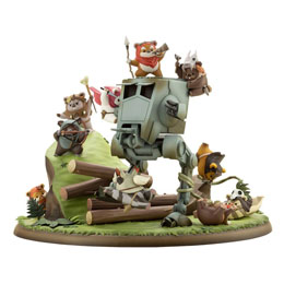 Star Wars statuette PVC ARTFX Battle of Endor The Little Rebels 19 cm