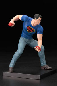 Photo du produit DC COMICS STATUETTE PVC ARTFX+ 1/10 CLARK KENT SUPERMAN ACTION COMICS  TRUTH SDCC 2016 Photo 2