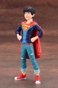 Photo du produit DC COMICS PACK 2 STATUETTES 1/10 PVC ARTFX+ SUPER SONS JONATHAN KENT & KRYPTO Photo 2