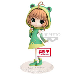 SAKURA KINOMOTO CARDCAPTER SAKURA CLEAR CARD Q POSKET VOL. 2 VERSION A