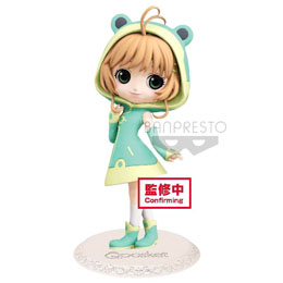 SAKURA KINOMOTO CARDCAPTER SAKURA CLEAR CARD Q POSKET VOL. 2 VERSION B