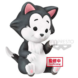 DISNEY FIGURINE CUTTE! FLUFFY PUFFY FIGARO 4 CM