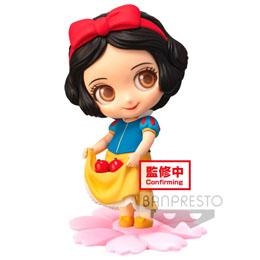 Figurine Blanche Neige Disney Sweetiny Q posket A 10cm
