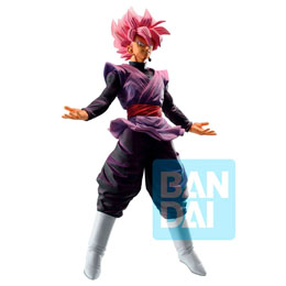DRAGON BALL Z - DOKKAN BATTLE STATUETTE PVC ICHIBANSHO GOKU BLACK (ROSÉ) 20 CM