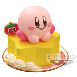 BANPRESTO KIRBY FIGURINE PALDOLCE COLLECTION C KIRBY 7 CM