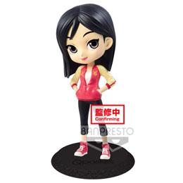 Figurine Mulan Avatar Style Disney Characters Q Posket B 14cm