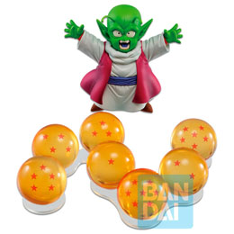 FIGURINE BANPRESTO ICHIBANSHO ICHIBANSHO DRAGON BALLS AND DENDE VS OMNIBUS Z DRAGON BALL 9CM
