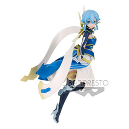 SWORD ART ONLINE STATUETTE ESPRESTO EST-DRESSY AND MOTIONS-THE SUN GODDESS SOLUS SINON 20 CM