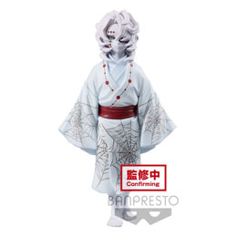 DEMON SLAYER KIMETSU NO YAIBA STATUETTE PVC DEMON SERIES RUI 14 CM
