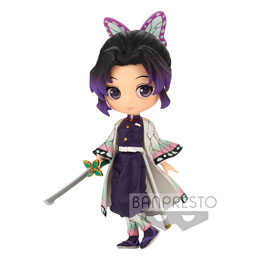 FIGURINE SHINOBU KOCHO DEMON SLAYER: KIMETSU NO YAIBA Q POSKET PETIT VOL.4 7CM