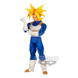 FIGURINE SUPER SAIYAN TRUNKS SOLID EDGE WORKS VOL.2 DRAGON BALL Z 23CM