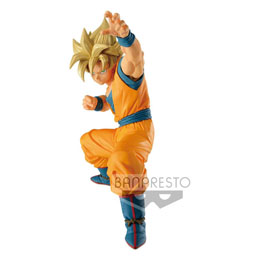 FIGURINE SUPER ZENKAI SOLID VOL.1 DRAGON BALL SUPER 19CM