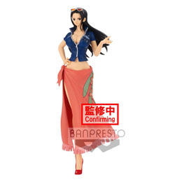 FIGURINE NICO ROBIN GLITTER AND GLAMOURS ONE PIECE 25CM