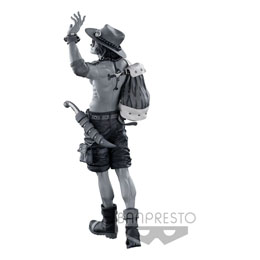 FIGURINE SUPER MASTER STARS PIECE THE PORTGAS D. ACE THE TONES ONE PIECE BANPRESTO WORLD FIGURE COLOSSEUM 3 TH