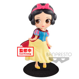 DISNEY FIGURINE Q POSKET SNOW WHITE SWEET PRINCESS VER. B 14 CM