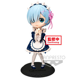 RE: ZERO STARTING LIFE IN ANOTHER WORLD FIGURINE Q POSKET REM VER. B 14 CM