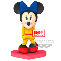 DISNEY FIGURINE BEST DRESSED Q POSKET MINNIE MOUSE VER. A 10 CM
