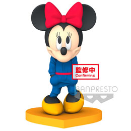 DISNEY FIGURINE BEST DRESSED Q POSKET MINNIE MOUSE VER. B 10 CM