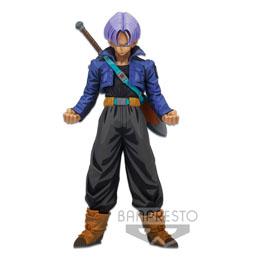 Dragonball Z statuette PVC Master Stars Piece The Trunks Manga Dimensions 24 cm
