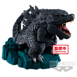 GODZILLA KING OF THE MONSTERS STATUETTE DEFORME PVC GODZILLA 9 CM