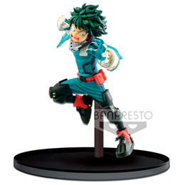 BANPRESTO FIGURINE DEKU MY HERO ACADEMIA THE MOVIE RISING 11CM