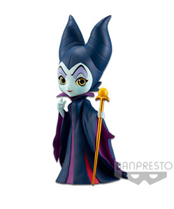 DISNEY Q POSKET CHARACTERS MALEFICENT SCEPTRE DORE