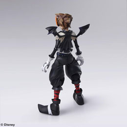Photo du produit KINGDOM HEARTS II BRING ARTS FIGURINE SORA HALLOWEEN TOWN VER. 15 CM Photo 2