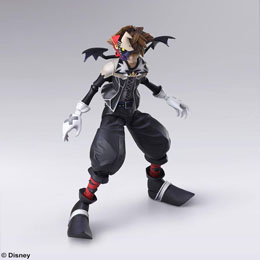 Photo du produit KINGDOM HEARTS II BRING ARTS FIGURINE SORA HALLOWEEN TOWN VER. 15 CM Photo 3