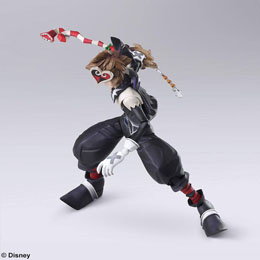 Photo du produit KINGDOM HEARTS II BRING ARTS FIGURINE SORA HALLOWEEN TOWN VER. 15 CM Photo 4