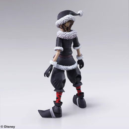 Photo du produit KINGDOM HEARTS II BRING ARTS FIGURINE SORA CHRISTMAS TOWN VER. 15 CM Photo 2