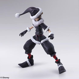 Photo du produit KINGDOM HEARTS II BRING ARTS FIGURINE SORA CHRISTMAS TOWN VER. 15 CM Photo 3