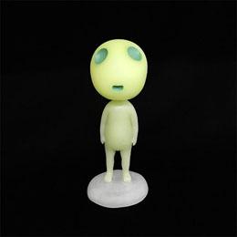 Photo du produit FIGURINE KODAMA GLOW IN THE DARK BOBBLE HEAD - PRINCESSE MONONOKE   Photo 1