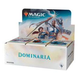 MAGIC THE GATHERING DOMINARIA 36 BOOSTERS + PRÉSENTOIR