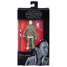 HASBRO FIGURINE REY ISLAND JOURNEY EPISODE VIII STAR WARS 15CM