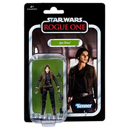 Figurine Hasbro Kenner Jyn Erso Star Wars Rogue One 9,5cm