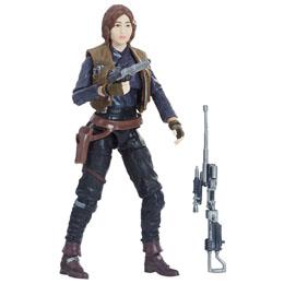 Photo du produit Figurine Hasbro Kenner Jyn Erso Star Wars Rogue One 9,5cm Photo 1
