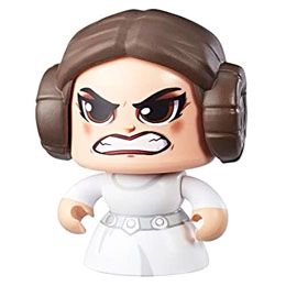 Photo du produit Figurine Hasbro Mighty Muggs Leia Star Wars 14cm Photo 2