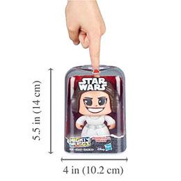Photo du produit Figurine Hasbro Mighty Muggs Leia Star Wars 14cm Photo 3
