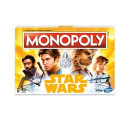 Photo du produit MONOPOLY SOLO A STAR WARS STORY [VERSION FRANCAISE] Photo 1