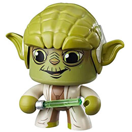 Photo du produit Figurine Hasbro Mighty Muggs Yoda Star Wars 14cm Photo 1