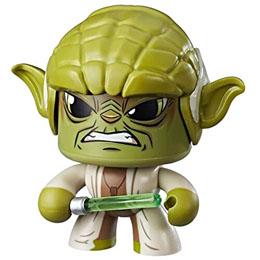 Photo du produit Figurine Hasbro Mighty Muggs Yoda Star Wars 14cm Photo 2