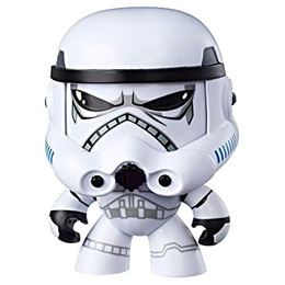 Photo du produit Figurine Hasbro Mighty Muggs Stormtrooper Star Wars 14cm Photo 1