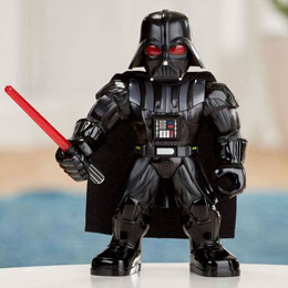 Photo du produit FIGURINE HASBRO MEGA MIGHTIES DARTH VADER STAR WARS 25CM Photo 1