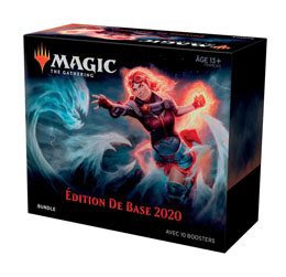 MAGIC THE GATHERING BUNDLE DE L'ÉDITION DE BASE 2020 (VERSION FRANCAISE)