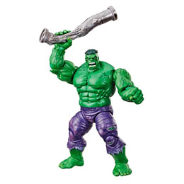 MARVEL LEGENDS 80TH ANNIVERSARY FIGURINE RETRO HULK SDCC 2019 EXCLUSIVE 15 CM