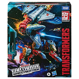 FIGURINE AUTOBOT SKY LYNX WAR FOR CYBERTRON EARTHRISE TRANSFORMERS
