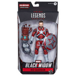 FIGURINE HASBRO LEGENDS CRIMSON BLACK WIDOW MARVEL 15CM
