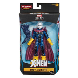 X-MEN AGE OF APOCALYPSE MARVEL LEGENDS SERIES FIGURINE HASBRO 2020 MARVEL'S MORPH 15 CM